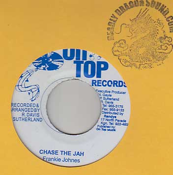 Frankie Jones - Chase The Jah