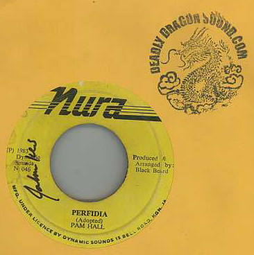 Pam Hall - Perfidia