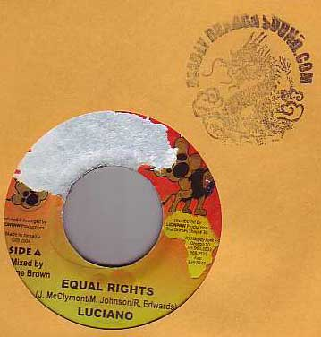 Luciano - Equal Rights