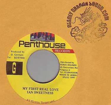 Ian Sweetness - My First Real Love