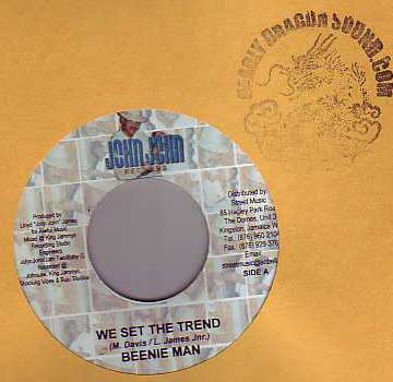 Beenie Man - We Set The Trend
