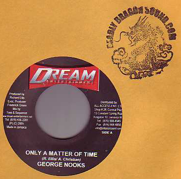 George Nooks - Only A Matter Of Time
