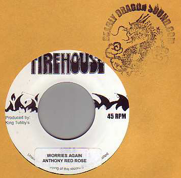 Anthony Red Rose - Worries Again