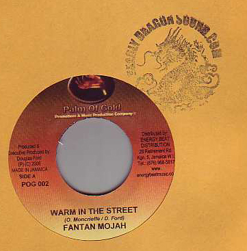 Fantan Mojah / Ninja Ford - Warm In The Street / Care For The Poor