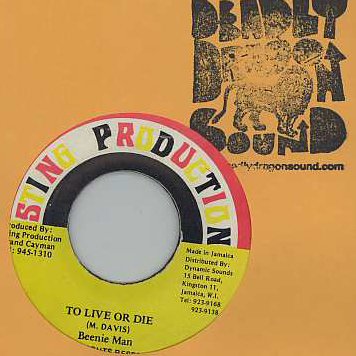 Beenie Man - To Live Or Die