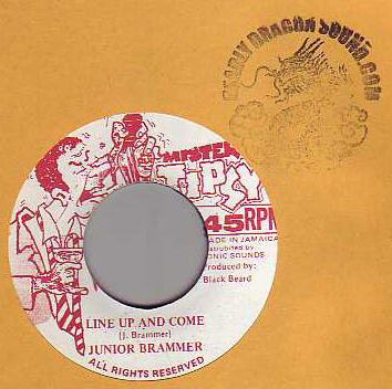 Junior Brammer - Line Up And Come