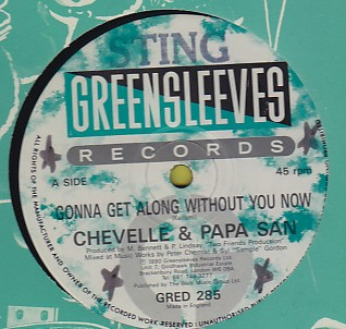 Chevelle Franklin & Papa San - Gonna Get Along Without You