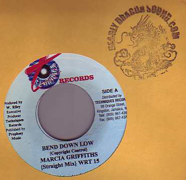 Marcia Griffiths - Bend Down Low