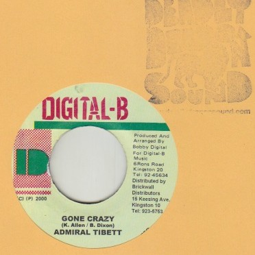 Admiral Tibbet - Gone Crazy