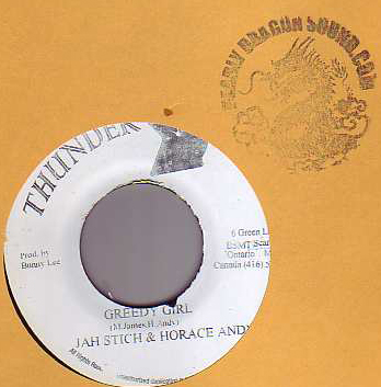Jah Stitch & Horace Andy - Greedy Girl