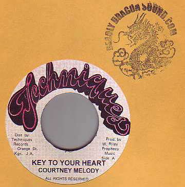 Courtney Melody - Key To Your Heart