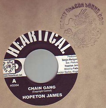 Hopeton James - Chain Gang