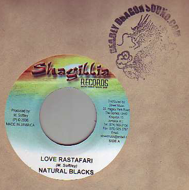 Natural Black - Love Rastafari