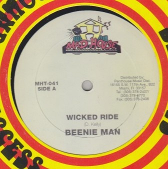 Beenie Man - Wicked Ride