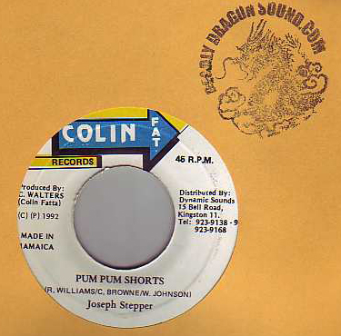 Joseph Stepper - Pum Pum Shorts