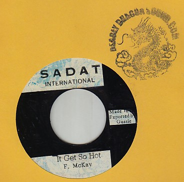 Freddie McKay - It Get So Hot