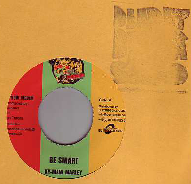 Kymani Marley / Cecile - Be Smart / Green Light