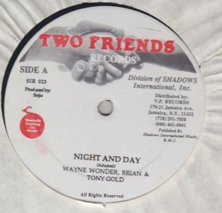 Wayne Wonder & Brian & Tony Gold / Daddy Lilly - Night And Day / One Of A Kind