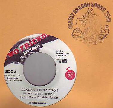 Shabba Ranks & Peter Man - Sexual Attraction