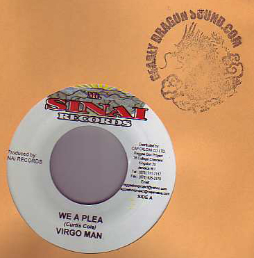 Virgo Man - We A Plea