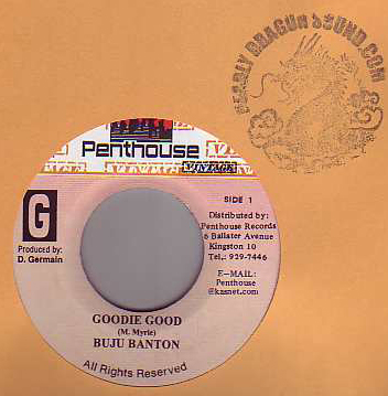 Buju Banton - Goodie Good