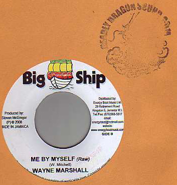 Wayne Marshall - Me By Myself