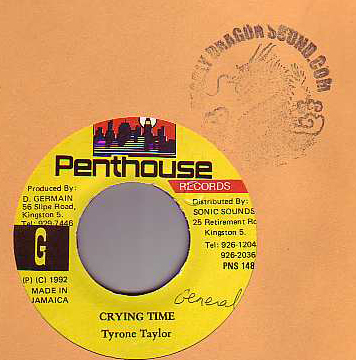 Tyrone Taylor - Crying Time