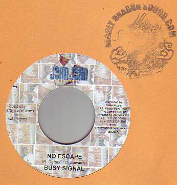 Busy Signal - No Escape