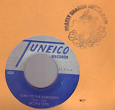 Jackie Opel / Roland Alphonso - Turn To The Almighty / Step Down