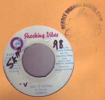 Cobra / Oneil Shines - Got It Going / Living The Life