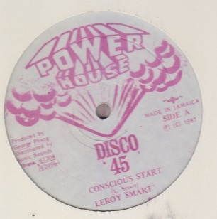 Leroy Smart / Weedie Dread - Conscious Start / Nuh Lef Man