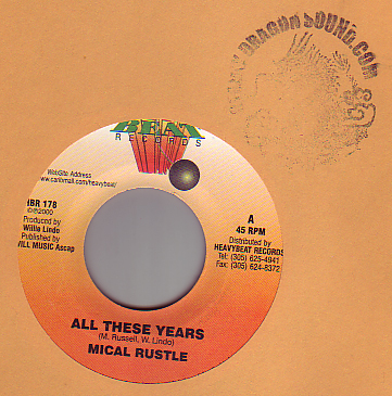 Mical Rustle - All These Years