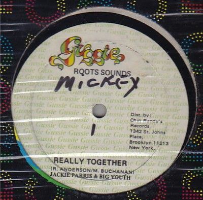 Jackie Paris & Big Youth - Really Together / Let Him Try