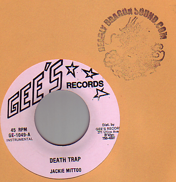 Jackie Mittoo - Death Trap