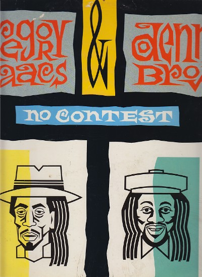 Dennis Brown & Gregory Isaacs - No Contest