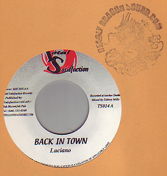 Luciano - Back In Town