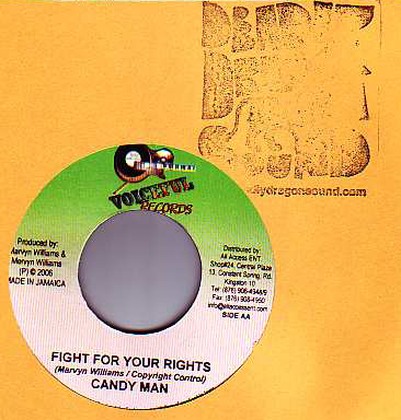 Candy Man / Perfect - Fight For Your Rights / Roxanne