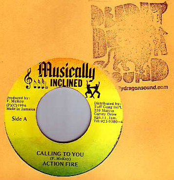 Action Fire - Calling To You