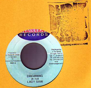 Lady Saw / Busy Signal - Dreaming / I Like To Say