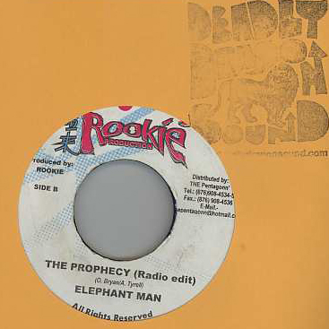 Elephant Man - The Prophecy