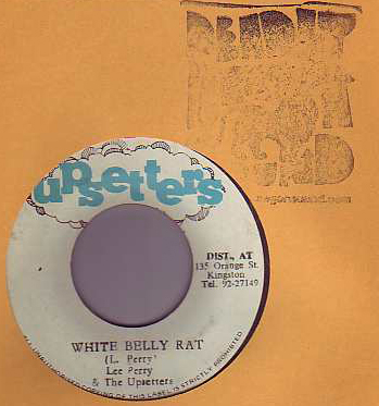 Lee Perry - White Belly Rat / Judas