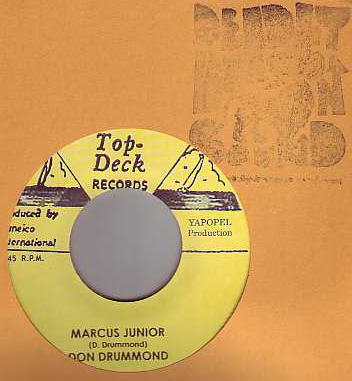 Don Drummond / Jackie Opel - Marcus Junior / Valley Of Green