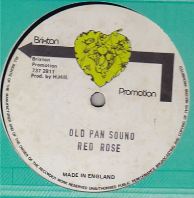 Anthony Red Rose / Sanchez - Old Pan Sound / Cupid
