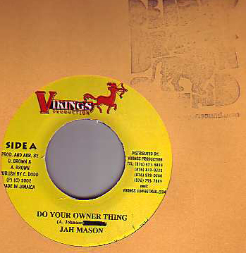Jah Mason - Do Your Owner Thing