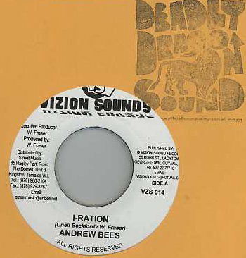 Andrew Bees - I Ration