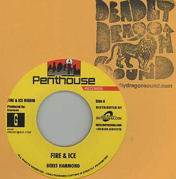 Beres Hammond / Beres & Busy Signal - Fire & Ice