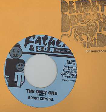 Bobby Crystal - The Only One