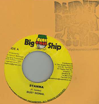 Busy Signal / Laden - Stamma / Never Dash Weh