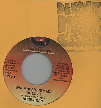 Norris Man - When Heart Is Made Of Love