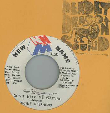Richie Stephens - Dont Keep Me Waiting